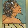 Icon: Pansexual - Pan by Thalia Took